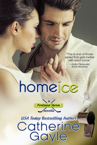 Home Ice by Catherine Gayle