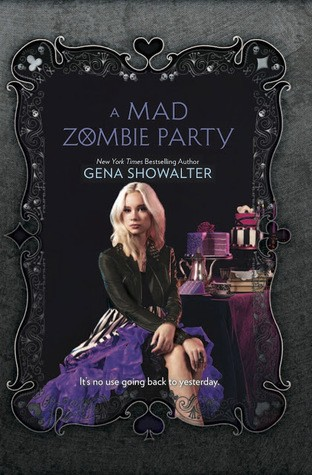 Review: A Mad Zombie Party by Gena Showalter