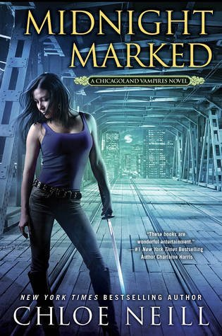 ARC Review: Midnight Marked by Chloe Neill