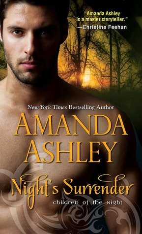 Night's Surrender by Amanda Ashley