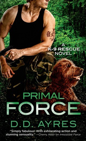 Primal Force by D.D. Ayres