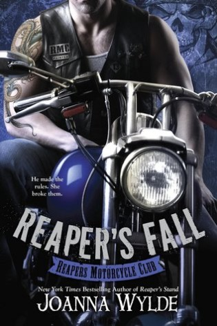 ARC Review: Reaper's Fall by Joanna Wylde