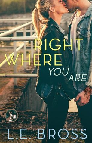 ARC Review: Right Where You are by L.E. Bross