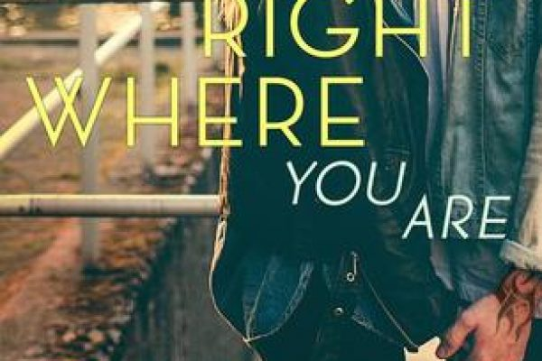Weekend Highlight: Right Where You Are by L.E. Bross