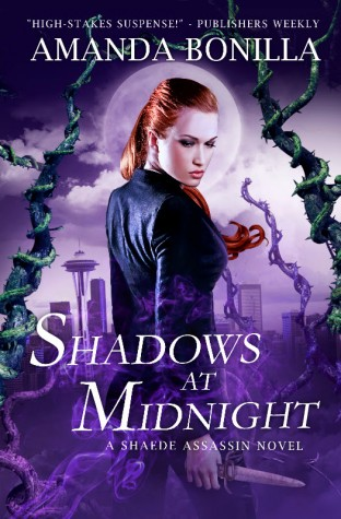 Shadows at Midnight by Amanda Bonilla