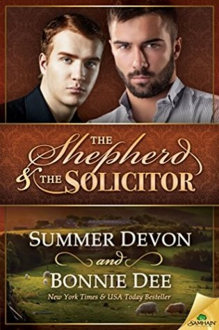 The Shepherd and the Solicitor by Bonnie Dee and Summer Devon