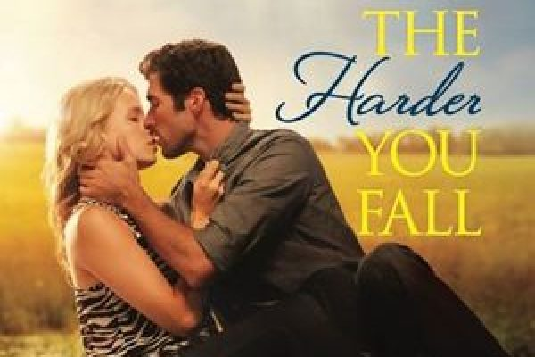 ARC Review: The Harder You Fall by Gena Showalter