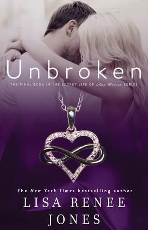 ARC Review: Unbroken by Lisa Renee Jones