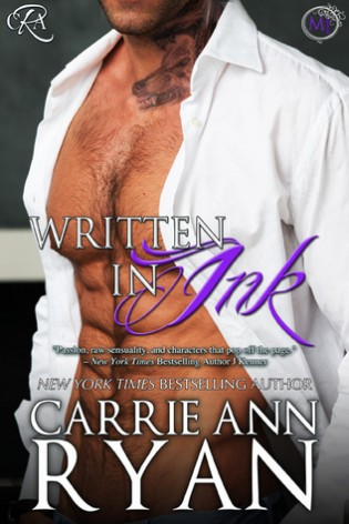 Written in Ink by Carrie Ann Ryan