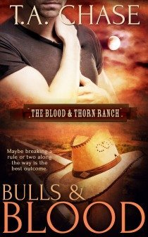 Bulls and Blood by TA Chase