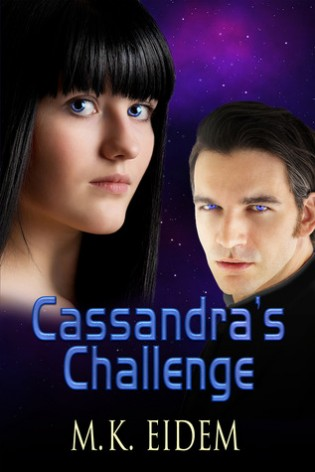 Review: Cassandra's Challenge by M.K. Eidem