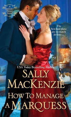 ARC Review: How to Manage a Marquess by Sally Mackenzie