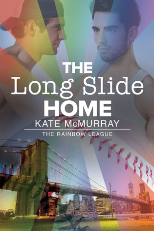 The Long Slide Home by Kate McMurray