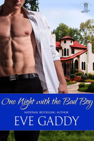 One Night with the Bad Boy by Eve Gaddy