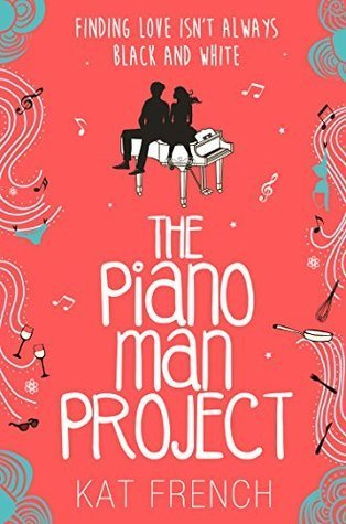 Review: The Piano Man Project by Kat French