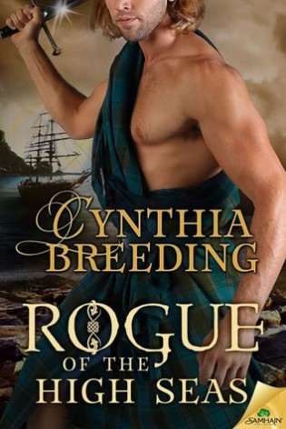 Rogue of the High Seas by Cynthia Breeding