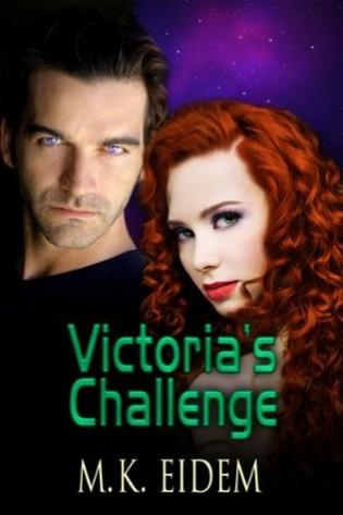 Review: Victoria's Challenge by M.K. Eidem