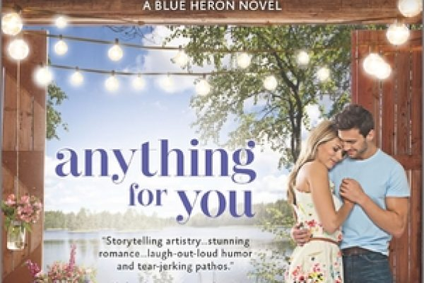 ARC Review: Anything for You by Kristan Higgins