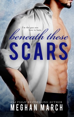 ARC Review: Beneath These Scars by Meghan March