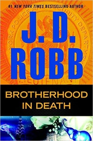 ARC Review: Brotherhood in Death by J.D. Robb