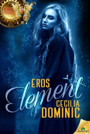 Eros Element by Cecilia Dominic