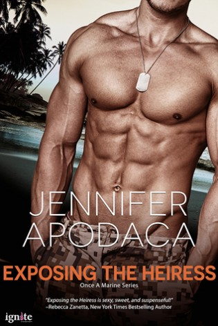 Exposing the Heiress by Jennifer Apodaca