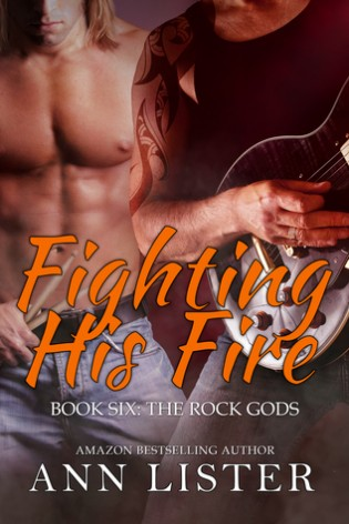 Fighting His Fire by Ann Lister