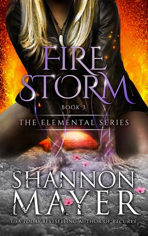 Firestorm by Shannon Mayer