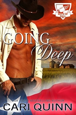 Going Deep by Cari Quinn