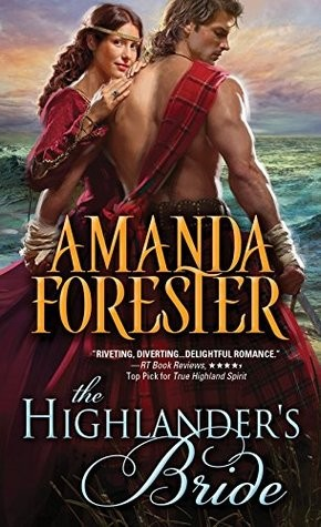 The Highlander's Bride by Amanda Forester