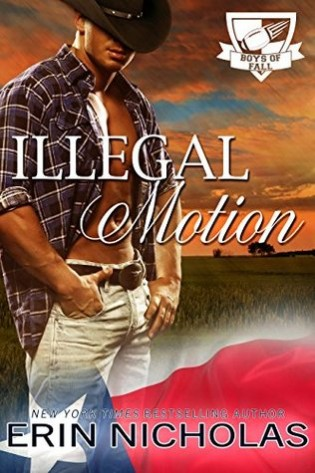 Illegal Motion by Erin Nicholas