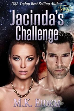 Review: Jacinda's Challenge by M.K. Eidem