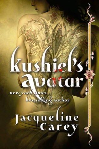 #RollBackWeek Review: Kushiel's Avatar by Jacqueline Carey