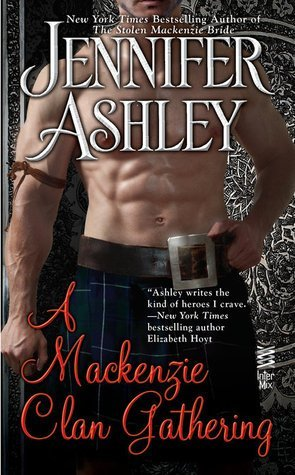 ARC Review: A MacKenzie Clan Gathering by Jennifer Ashley
