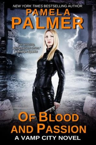 Review: Of Blood and Passion by Pamela Palmer