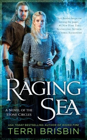 Raging Sea by Terri Brisbin