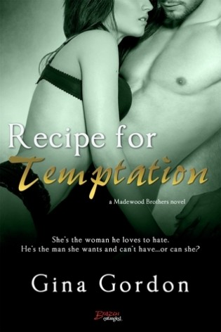 Recipe for Temptation by Gina Gordon