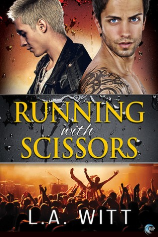 ARC Review: Running with Scissors by L.A. Witt