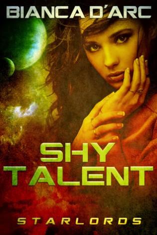Shy Talent by Bianca D'Arc