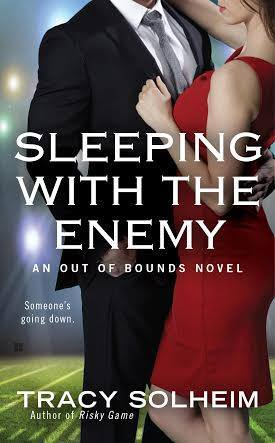 Sleeping with the Enemy by Tracey Solheim