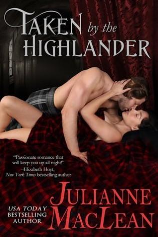 Taken by the Highlander by Julianne MacLean