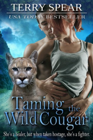 Taming the Wild Cougar by Terry Spear