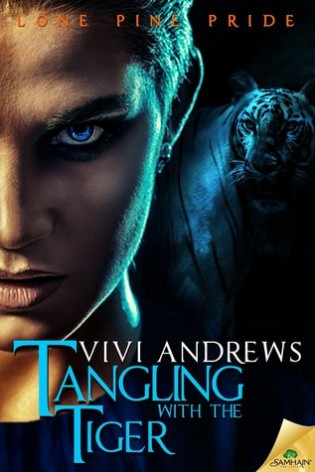 Tangling with the Tiger by Vivi Andrews