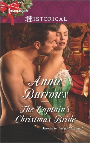 The Captain's Christmas Bride by Annie Burrowes