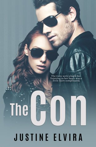 The Con by Justine Elvira