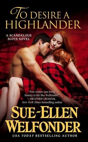 To Desire a Highlander by Sue-Ellen Welfonder