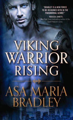 Viking Warrior Rising by Asa Maria Bradley