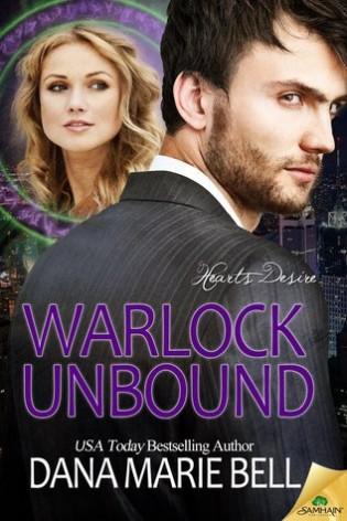 Warlock Unbound by Dana Marie Bell
