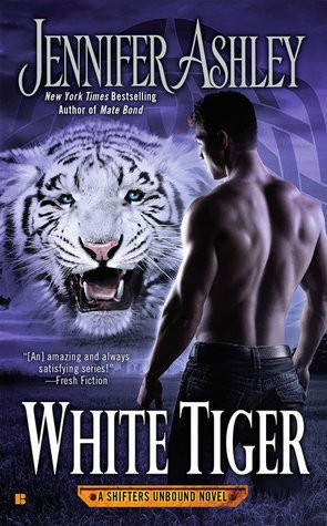 White Tiger by Jennifer Ashley
