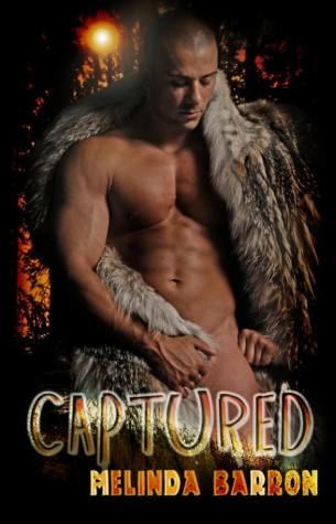 Review: Captured by Melinda Barron